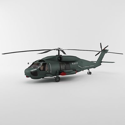 3D model of the Military machines collection