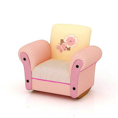 Nice kid's armchair 3D model