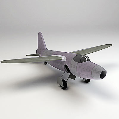 3D model of the First jet