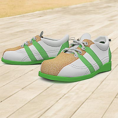 3D model of a kids shoes collection