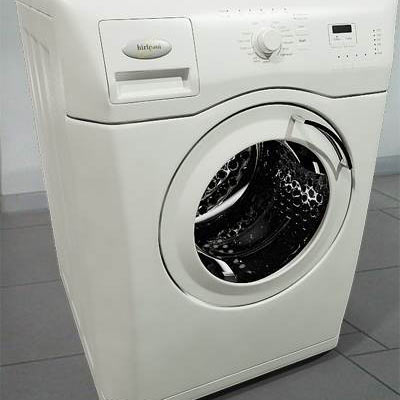 The 3D model of Awoe washer