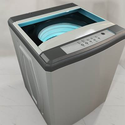 high tech washing machine