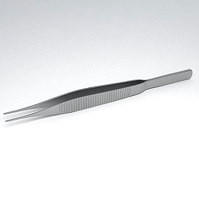 3D model of tissue forceps<br />