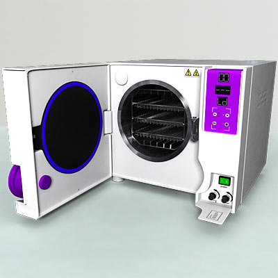 3D model of an Autoclave